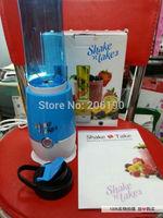 Free ship 20Pcs/lot 2014 newest Shake N Take 3 juice Machine Mini electronic Juicer Pocket Sports Bottle Blender as seen on Tv