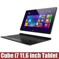 Original Tablet pc cube I7 10.1 inch 4GB RAm 32Gb Intel Z3735F Bluetooth OTG HDMI Windows 8.1 Original WCDMA 1920x1200