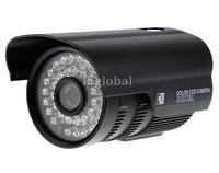 "HD 1/3"" CCD CMOS 1000 TVL 36 IR LED 50m Night Vision Range 6mm lens IP66 Waterproof Outdoor CCTV Security Camera B6 SV004021"
