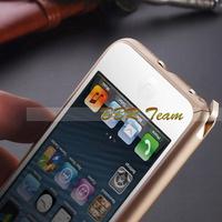 Best Aluminum Bumper For iphone 6 plus 5.5 inch bumper Luxury Space aluminum No Screw Metal buckle phone bumper