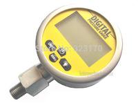 0-1.6Mpa(232psi) NPT1/4 0.25% Metal Case Battery Powered Digital Pressure Gauge