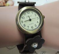 Fashion & Casual flower belt Watches flower belt women's fashion Lovers' Wristwatches