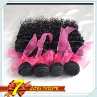 Deep Wave cheap Malaysian virgin one 60gram queen Hair Products Malaysia Virgin Human Hair curly bulk price free shipping