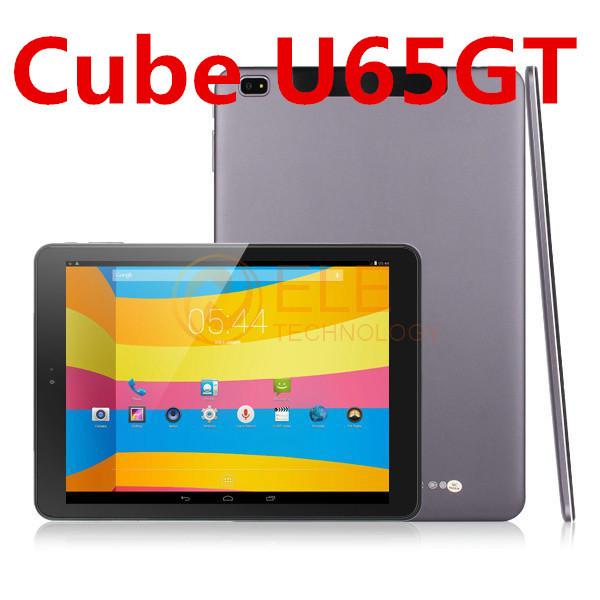 "Cube Talk 9X U65GT MT8392 Octa Core 1.66GHz Android 4.4 2GB 32GB WCDMA 3G Phone Call Tablet PC 9.7 "" IPS Camera Bluetooth GPS(China (Mainland))"
