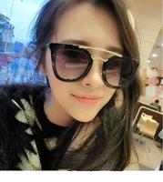 Fashion star women sun glasses beautiful girls eyes wear female sun shading glasses lady's accessories 1pc   G013