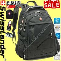15.6 inch brand Swisslander,Swiss Army,Laptop backpack,Computer backpack,Laptop bag,travel backpack,notebook bag,for macbook pro