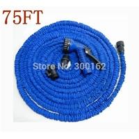 blue color 75ft Expandable Garden water hose