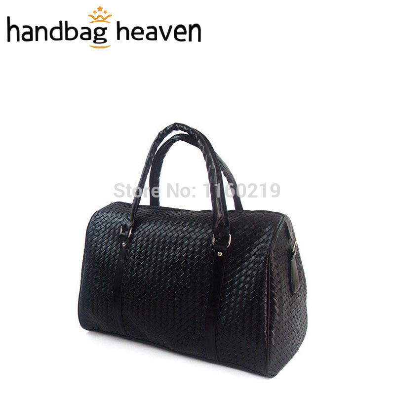 moda pu impermeabile bagagli borsa uomo borsa da viaggio portatile borse da viaggio per uomo grande capacità