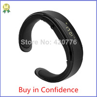 Bluetooth bracelet smart watch OLED clock display smart mobile answer hang up call and music player