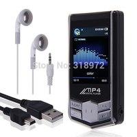 Cheapest!!!32GB Digital Black diamond MP4 player 1.8inch screen FM ebook recorder video photo nice MP4 Free DHL shipping 200sets
