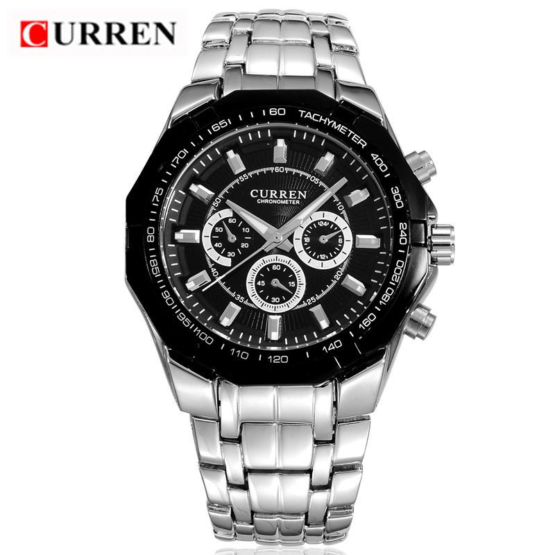 curren watches chronometer эссенция