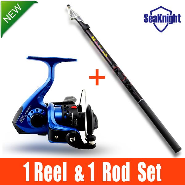 Aliexpress Buy Seaknight Fishing Rod And Reel Set Lure