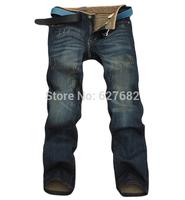 Jeans 2014 Men's Fashion Jeans Men Big Sale Autumn Clothes New Fashion Brand Men's Pants Jeans For Men Skinny Ripped Vaqueros