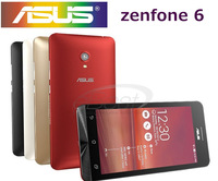 Brand New Original zenfone 6 Smart phone 6 inch 2GB RAM 16GB ROM Android 4.3 Intel Atom z2580 13MP Camera Dual SIM Mobile Phone