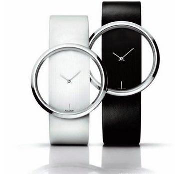 2015 новинка женщины платье часы люксовый бренд relojes часов аналоговый кожаный ремешок relogios изысканный полые наберите наручные часы