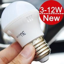 NEW LED lamps Free shipping 3W 5W 7W 9W 12