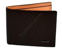 Free shipping! High quality Men's Fashion vintage leather short men wallets Brown male wallets man purse  B20 8571