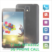 Big promotion!!7 inch MTK8389 Quad Core Dual Camera 3G phone call HDMI bluetooth GPS 1G/8G Android 4.2.2 free shipping!!Hot sell