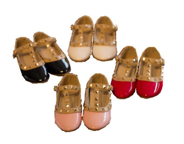 nuova principessa scarpe estive piatto dei bambini ragazze singolo rivetti scarpe per bambini pescatori scarpe in pelle di ragazze scarpe sandali unico