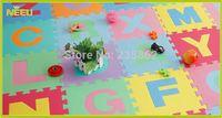 30*30CM  26pcs/lot Learning & Education Tapete Eva Para Bebes Letter Pattern A-Z Play  Mat Puzzle Tapete Infantile Free Shipping