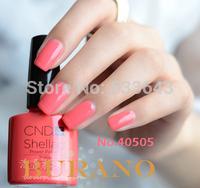 wholesale 73 Summer Colors Available 36Pcs/lot CND Shellac Soak Off UV LED Nail Gel Polish uv gel