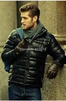Parka Men Down Jacket  Ultra Lightweight  Winter Jacket Men  Down Coat  mens winter jackets and coatsJaqueta de masculina