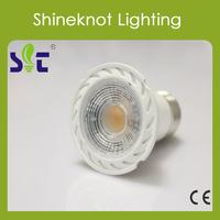 LED COB Light  LED Spot Light 7w E27 MR16 LED Bulb 3000k 4000k 6500k Free Shipping  tongxiang