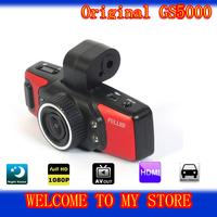 GS5000 Full HD 1080P Car DVR Cam Recorder Vehicle Dashboard Camera Built In GPS + G-Sensor + 1.5 inch Screen  GH05