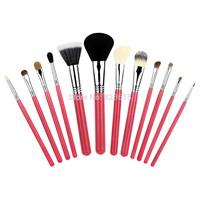Retail Make Me Blush makeup brushes Kits sets with cup holder + retail box