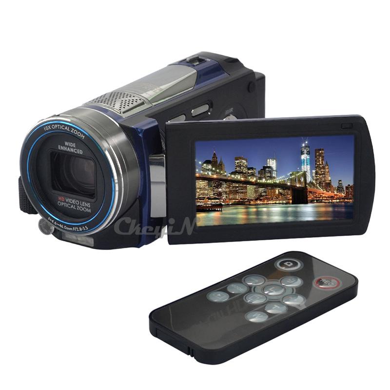 Потребительская электроника Pamiel 3.0 Full HD + 16MP 1080P DV 100 x DV 35 DVR21B full hd 1080p 3 0 touchscreen digital video camera camcorder dv 16mp 16x zoom