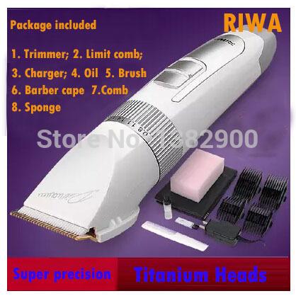 Триммер для волос 220V 110V Riwa FS-T04