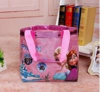 Children backpacks Frozen back pack bags,cartoon brand violetta kids backpack Children's school bags for girls mochila infantil
