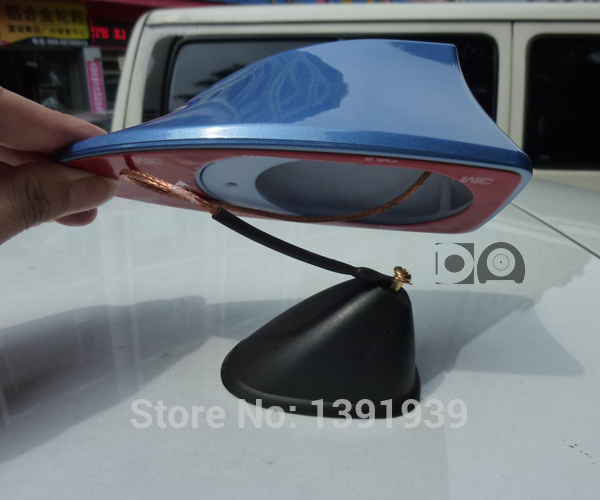 Toyota Prius shark fin antenna special car radio aerials shark fin auto antenna signal Toyota Prius v c(China (Mainland))
