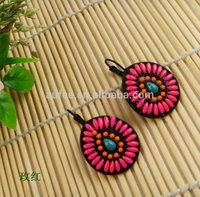 simple design Daily Wear Earring hoop channel earrings  for women  free shipping