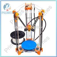 Primes Delta 3D Printer Rostock RepRap Kossel Replicator SD RAMPS Rostock mini pro DIY Kit