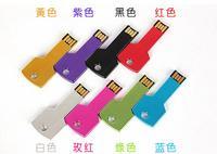 Christmas gift key U disk USB 2.0 64gb Memory Stick Flash pen Drive 64GB 32gb 16gb 8gb  usb flash drive 512gb pendrive