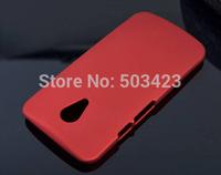 New Rubber Hard Back Cover Case For Motorola Moto G2 XT1063