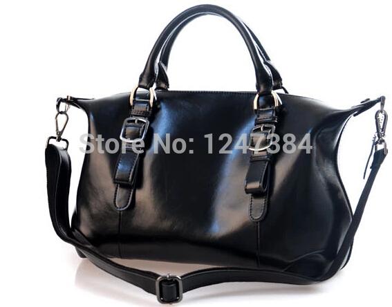 Fashion women genuine leather bag(China (Mainland))
