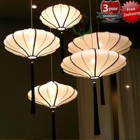 wholesale 2014 new china style cloth pendant lamp muticolor traditional handicraft lantern pandant light highquality