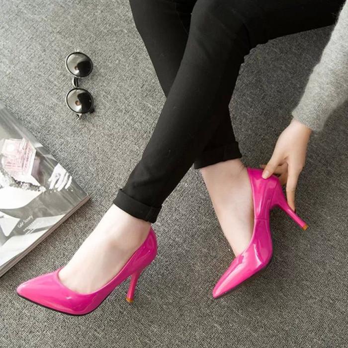 Resultado de imagen para zapatos de tacon alto