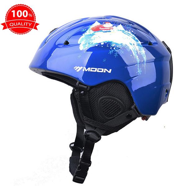 Hot New High Quality Safety Helmet ABS+EPS Skiing Snowboard Skateboard Veneer Helmet Adult Men Women Ultra-low Discount MS86-D(China (Mainland))