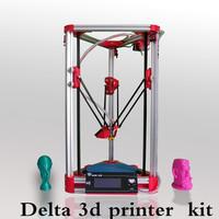 delta 3d printer kit  DLT -180 open source  OSSEL ROSTOCK