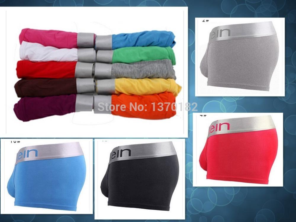 Better quality 6 pcs/lot Sexy Men Boxer Shorts Men's Boxers Mens underwear(China (Mainland))