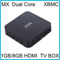 1G/8G XBMC MX hdmi TV BOX GPU mail400 Arabic IPTV download free app play store MIni PC Media Player WIth Remote Controller