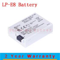 1500mah original LP-E8 digital batteries LP E8 LPE8 High Quaily Camera Battery For Canon EOS 550D 600D 650D 700D X4 X5 X6i-BC1