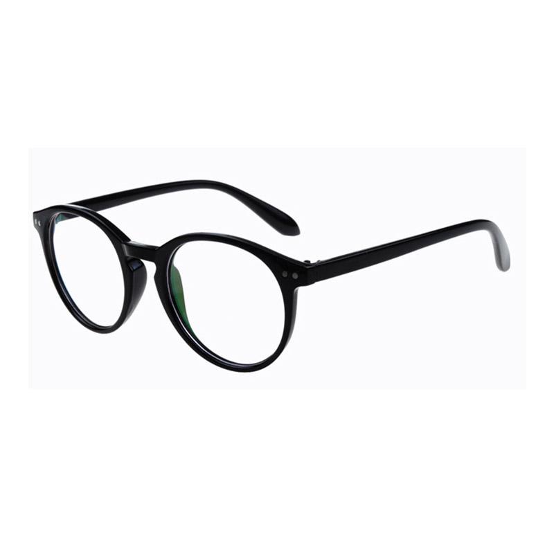 new style reading glasses brand women decorative plain lenses unisex oculos fashion trend glass(China (Mainland))