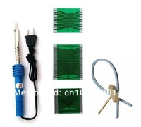 For MB W210 W202 W208 Cluster Ribbon Cable 3pcs/Set For Benz Dead Pixel LCD Repair+ T-Tip Soldering Iron