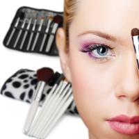 New Professional 7pcs Make up Brush Set Kit Makeup Brushes & tools Make up Brushes Set Brand Makeup brushes Free Shipping