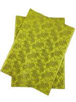 Free shipping!2014 african headties sego gele head tie orange 2 Pcs/set