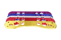 racing wholesale ASR subframe reinforcement brace FOR HONDA 06-up Civic FD FG FA 1LOT = 5SETS without logo
